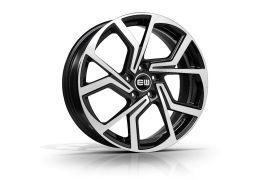 Cerchi in lega Golf 7 VII GTI  CLUBSPORT EW09 18 5X112 4 pezzi OF96