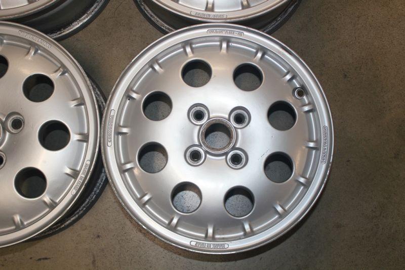 "RL115 Cerchi in lega originali Fiat Abarth 17"" 4x98"