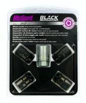 Dadi conici, kit 4 pz - Black Edition - F170 McGard MG24137SUB