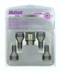 Bulloni conici, kit 4 pz - Ultra High Security - A010 McGard MG27216SL