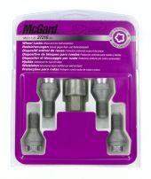Bulloni conici, kit 4 pz - Original - A010 McGard MG27216SU