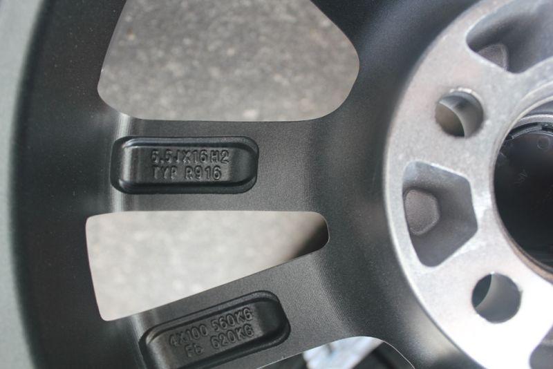 KIT13_A - Kit cerchi e gomme specifico per Volkswagen T-Cross
