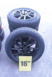 "KIT14_A - Kit cerchi e gomme specifico per Volkswagen T-Cross 16"""